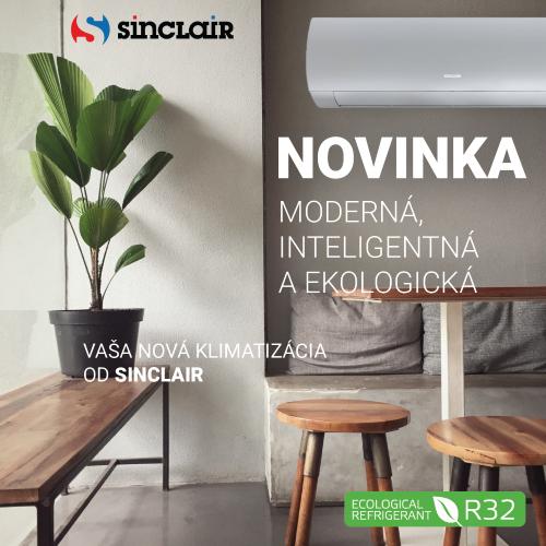 Sinclair novinky 2021